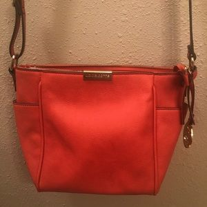 Orange Liz Claiborne Crossbody